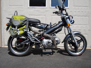 sachs madass 125 motorcycle for sale
