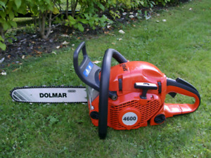 Buying chainsaws any condition
