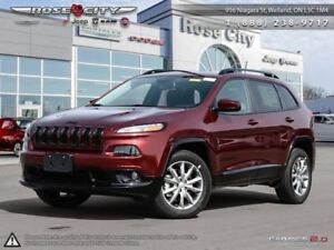 2018 Jeep Cherokee North  - *