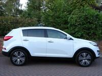 2015 Kia Sportage 2.0CRDi AWD (181bhp) KX-4..TOP MODEL..VERY HIGH SPEC..1 OWNER