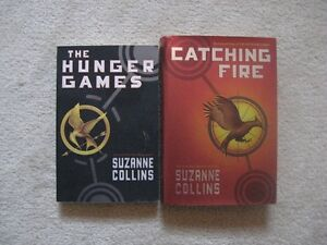 The Hunger Games Books By Suzanne Collins