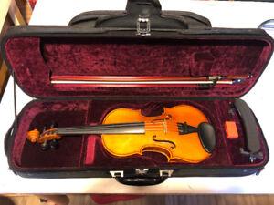 Violin, Eastman 1/2