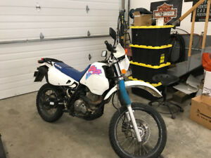Suzuki DR650 1992 En excellente condition