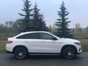 Mercedes-Benz  GLE450 AMG 4Matic Coupe ($77,000)
