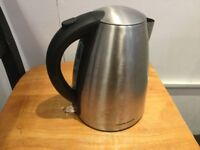 Morphy Richards Stainless Steel Electric kettle