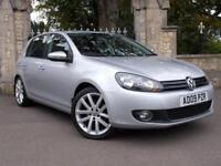 2009 Volkswagen Golf 2.0 TDi 140 GT 5dr 5 door Hatchback