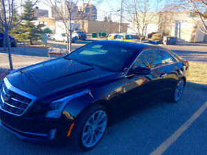 2015 Cadillac ATS Coupe Luxury Coupe (2 door)