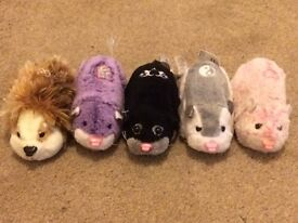 Zhuzhu pet toy bundles