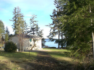 Oceanfront Room For Rent at Port McNeill