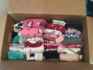 18-24 /2T girls clothing lot