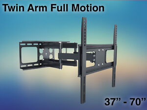 SELLING BRAND NEW TV WALL MOUNTS, DVD WALL MOUNTS & HDMI CABLES