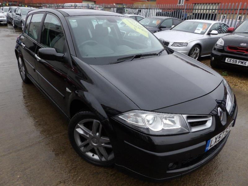 2007 renault megane 2 0 dci sport gt 5dr in peterborough cambridgeshire gumtree. Black Bedroom Furniture Sets. Home Design Ideas