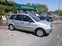 Ford Fusion 1.6 2004.25 2 5DR IDEAL 1ST CAR LOW TAX/INSURANCE
