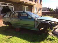 Bmw for scrap / spares
