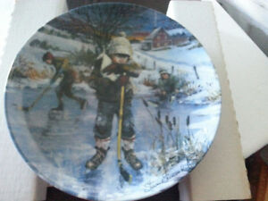 Collectors Plate by Bradford Exchange Cambridge Kitchener Area image 1