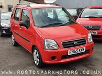 2006 SUZUKI WAGON R 1.2 GL clean car 2018 MOT serviced