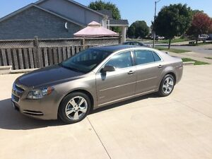 2011 Chevrolet Malibu LT PLATINUM Sedan