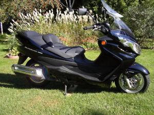 2009 Suzuki Burgman 400 Touring