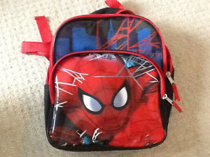 SPIDERMAN backpack, toddler size
