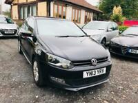 Volkswagen Polo 1.2TDI ( 75ps ) 2013MY Match,THREE MONTHS WARRANTY ,HPI CLEAR