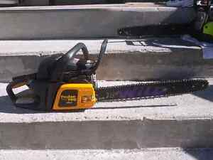 Poulan chain saws all like new Peterborough Peterborough Area image 2