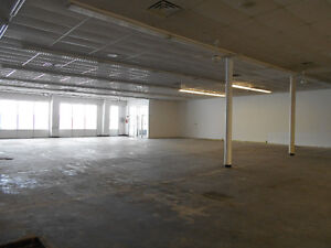 Large Commercial Space For Lease Cold Lake North