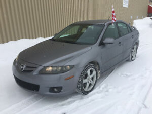 2007 MAZDA 6 ** 4 CYL ** MAGS / A/C $2495