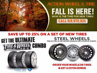 Fall into great tires deals