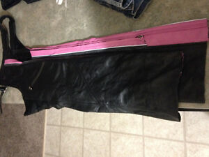 Harley Davidson leather chaps