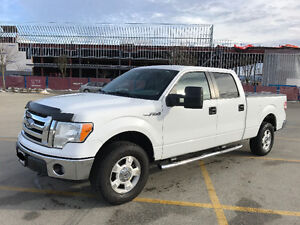 2010 Ford F-150 4x4 SuperCrew XLT