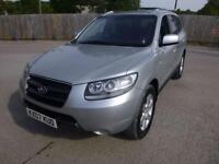 Hyundai Santa Fe CDX+CRTD