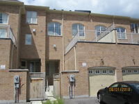 3 & 4 Bedroom Houses For Rent *** Richmond Hill & Vaughan ***