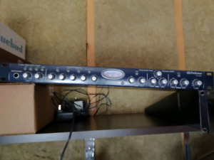 Presonus Studio-Channel Tube Microphone Preamp
