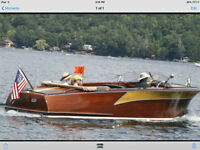 Wanted 1950s shepherd project boat