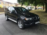 2003 BMW X5 3.0 sport long mot