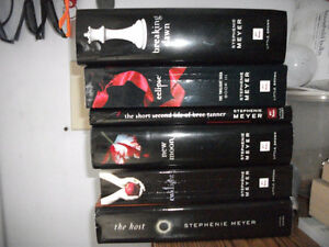 Stephenie Meyer book collection