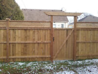 Fencing Decking Arbors Competitive Pricing