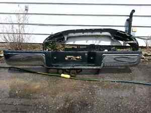 Chrome ford f150 bumper w/ tow package Kitchener / Waterloo Kitchener Area image 1