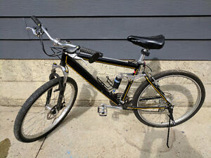 Norco 7 speed mountain bike