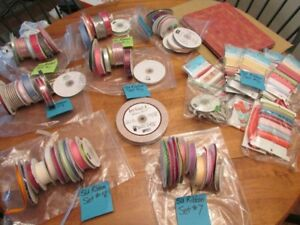 Stampin' Up Ribbon bundles - lots of trims to choose from!
