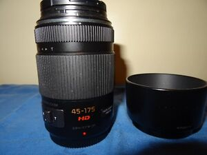 Panasonic Lumix  G 45 - 175 HD Zoom Len For Micro 4/3