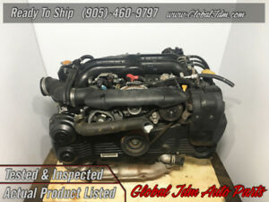 Jdm Subaru Forester XT EJ205 Turbo Engine 0-13 OEM ReplacementJd