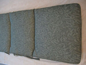 Cushion for lounger