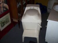 Composting Toilet - SunMar High Capacity - Electric