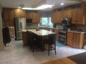 Beautiful Ranch on one acre on St Clair Parkway Sarnia Sarnia Area image 5