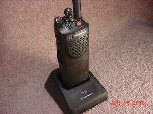 Motorola P25 XTS3000 VHF 136-174 MHz Mod 1  Scanner/Receiver