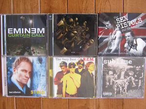 7 CD's for Sale!
