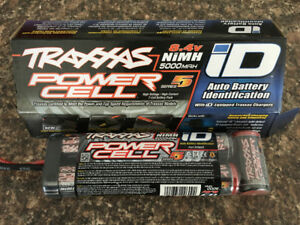 5000mAh Power Cell Battery for Traxxas RC