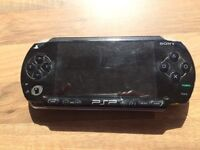 PSP portable gaming device