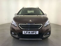 2014 PEUGEOT 2008 ALLURE E-HDI DIESEL HATCHBACK AUTO SERVICE HISTORY GLASS ROOF